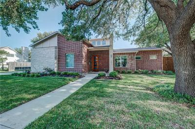 Farmers Branch Single Family Home For Sale: 3047 Eric Lane