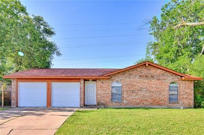 Forest Hill Single Family Home For Sale: 3124 Valley Forge Trail