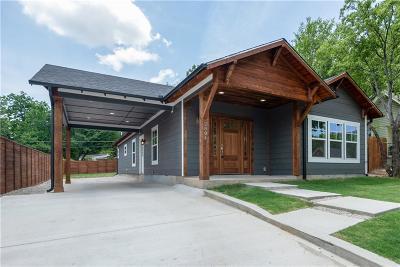 Dallas Single Family Home For Sale: 2804 W 12th Street
