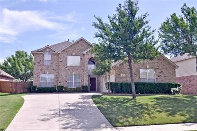 Keller Single Family Home For Sale: 307 Mineral Springs Drive