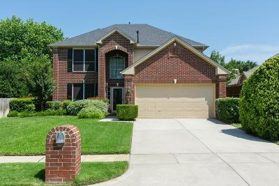 Flower Mound Single Family Home For Sale: 2728 Crepe Myrtle Drive