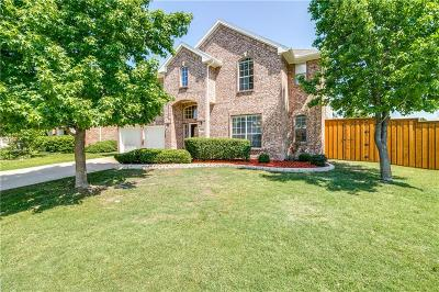 Wylie Single Family Home Active Option Contract: 3400 Nandina Drive