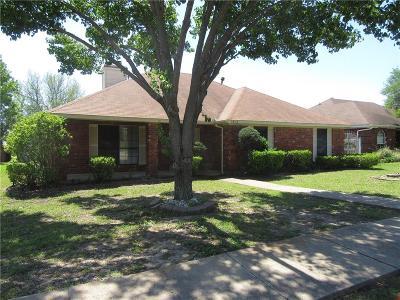 Rowlett Single Family Home For Sale: 3412 Jasmine Lane