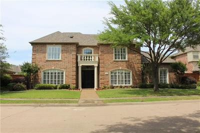 Plano Single Family Home For Sale: 5025 Silver Lake Drive