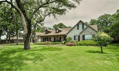 Granbury Single Family Home For Sale: 3101 Marble Court
