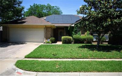 Euless Single Family Home For Sale: 2208 Eva Lane