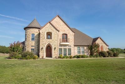 Heath Single Family Home For Sale: 2412 Stevens Road
