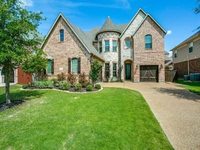 Allen Single Family Home For Sale: 1518 Riverdale Drive