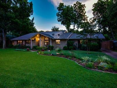 Dallas TX Single Family Home For Sale: $909,000