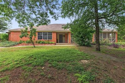 Azle Single Family Home Active Contingent: 1937 Reynolds Drive