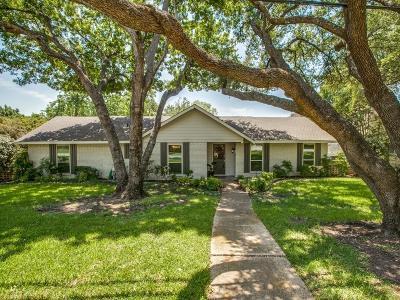Single Family Home For Sale: 7240 La Cosa Drive