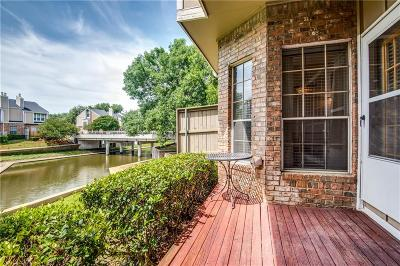 Irving Townhouse Active Option Contract: 2320 Northlake Court