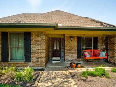 North Richland Hills Single Family Home For Sale: 6613 Meadowridge Court