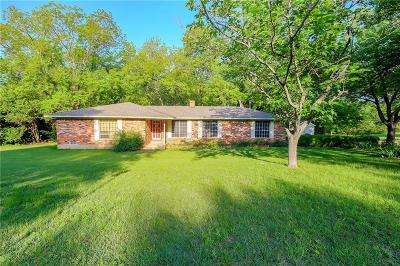 New Hope Single Family Home Active Option Contract: 280 Farms Road