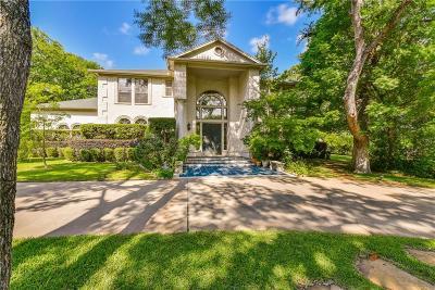 Arlington Single Family Home For Sale: 5206 Oak Lane