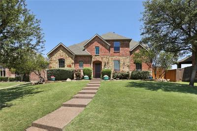 Allen Single Family Home For Sale: 1834 Palo Pinto Drive
