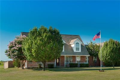 Waxahachie Single Family Home For Sale: 3225 Fm 66