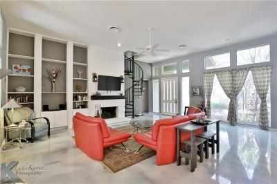 Abilene Single Family Home For Sale: 1317 Canterbury Drive
