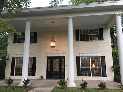 Azle Single Family Home Active Kick Out: 208 Twin Oaks Court