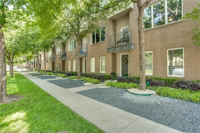Dallas Condo For Sale: 4330 McKinney Avenue #1