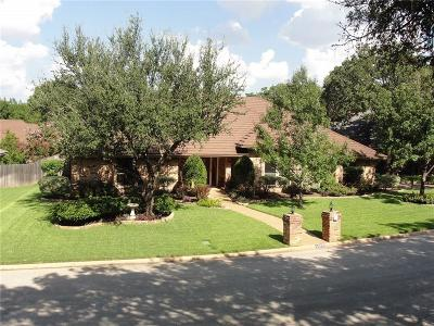 Hurst, Euless, Bedford Single Family Home For Sale: 520 Sunset Drive