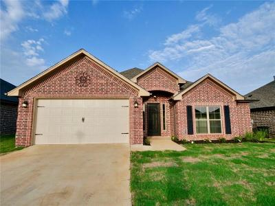 Lindale Single Family Home Active Option Contract: 317 Kingdom Boulevard
