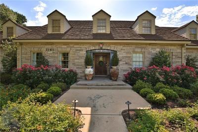 Abilene Single Family Home For Sale: 1141 S Leggett Drive