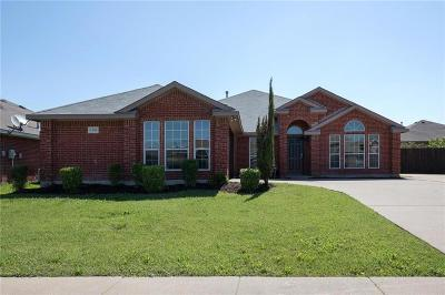 Desoto Single Family Home For Sale: 1208 Rio Vista Drive