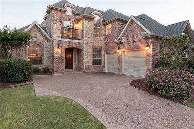 McKinney Single Family Home For Sale: 2417 Brenham Drive