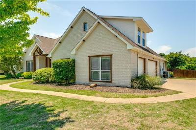 Waxahachie Single Family Home Active Option Contract: 153 Tranquil Place