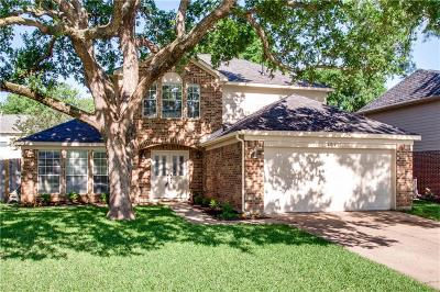 Flower Mound Single Family Home For Sale: 1512 Fuqua Drive