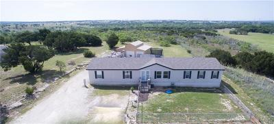 Weatherford Single Family Home Active Option Contract: 164 Brazos Valley Lane