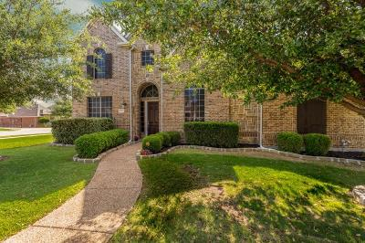 Keller Single Family Home Active Option Contract: 2101 Creekvista Drive