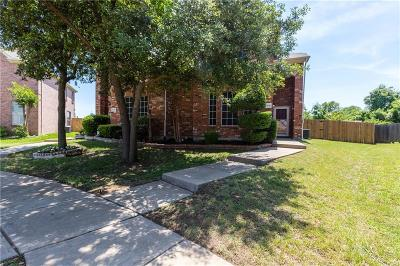 Grand Prairie Townhouse For Sale: 5459 Prairie Lane