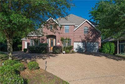 Grand Prairie Single Family Home For Sale: 3727 Woodland Court