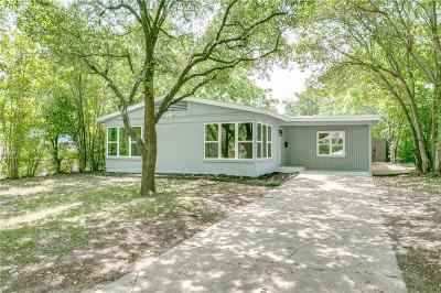 Dallas Single Family Home For Sale: 1912 Crest Ridge Drive