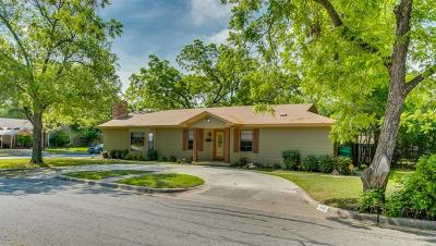 Lewisville Single Family Home For Sale: 342 Hickory Street