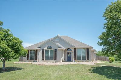 Weatherford Single Family Home Active Option Contract: 123 Saddle Club Road