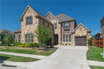 McKinney Single Family Home Active Option Contract: 3620 Bankhead Place