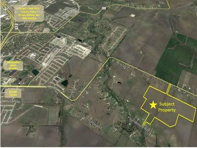 Waxahachie Farm & Ranch For Sale: 1634 Broadhead Road