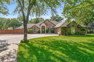 Granbury Single Family Home Active Contingent: 4000 Bandera Drive