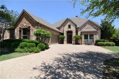 Allen Single Family Home Active Option Contract: 1702 Knoll Court