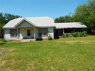 Joshua Single Family Home For Sale: 537 E 4th Street