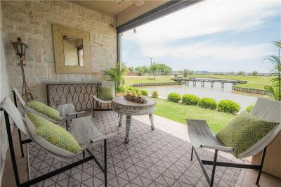Granbury Townhouse For Sale: 2536 Vineyard Drive