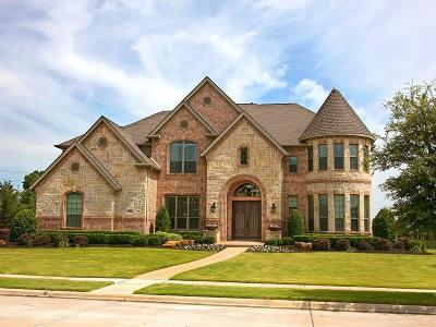 Southlake Single Family Home For Sale: 1020 Winfield Court