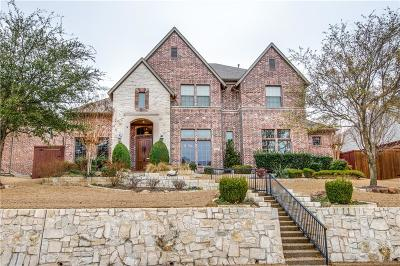 Frisco Single Family Home Active Contingent: 12312 Burgess Lane
