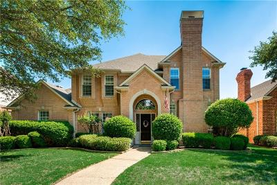 Plano Single Family Home For Sale: 5804 Ridgehaven Drive