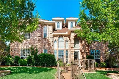 Richardson Single Family Home For Sale: 2620 Tulip Drive