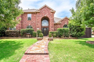 Allen Single Family Home Active Option Contract: 1300 Charleston Drive