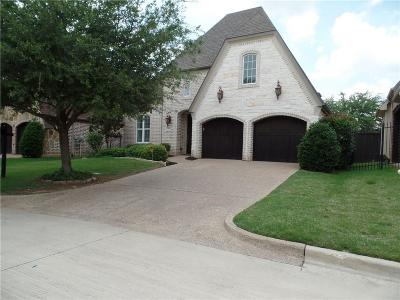 Colleyville Single Family Home For Sale: 609 Creekview Lane